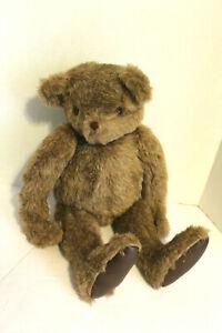 """Handmade 19"""" Artist  Teddy Bear w/ jointed arms & legs USA"""