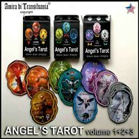 angel tarot cards card deck book guide oracle telling fortune psychic angels kit