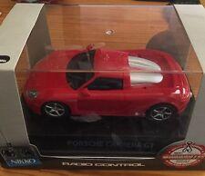 NIKKO RADIO CONTROL RED PORSCHE CARRERA GT NEW IN BOX