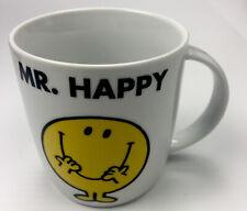 Mr Men Mr Happy Ceramic Coffee / Tea Mug 370ml 2011