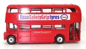"""DINKY NO. 289 ROUTEMASTER BUS - """"KINGS CROSS"""""""