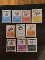Lot Of 10 Pokemon Shinning Fates Baby Shiny Cards