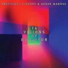 Veronique Vincent / - 16 Visions Of Ex-Futur [New CD]