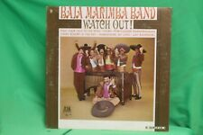 Baja Marimba Band - Watch Out - A&M Records