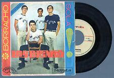 LOS BRINCOS Borracho/Sola 1965 Spain Single 45 freakbeat mod beatles