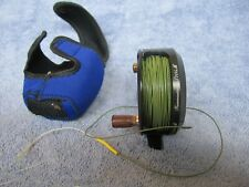 Tica fly fishing reel line tippet and leader