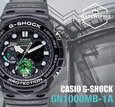 Casio G-Shock Gulfmaster Master in Marine Blue Watch GN1000MB-1A AU FAST & FREE