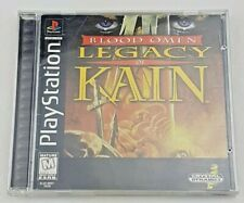 Blood Omen: Legacy of Kain (Sony PlayStation 1, 1997)