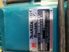 Makita router 240v used 3162 Br made in Japan