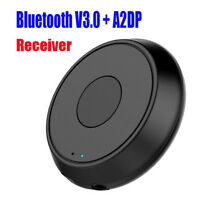 Wireless Bluetooth 4.0 3.5mm Audio Stereo Adapter Car AUX Home Music Receiver UK