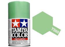 Tamiya 85060. Spray TS-60. Pintura esmalte color Verde Nacarado