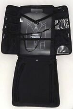 Jerne Pack-It Travel Garment Folder Luggage Carry On Toiletry Black Organizer