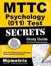 MTTC Psychology (011) Test Secrets Study Guide