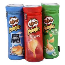 Pringles Schlamperbox Schlampermappe Federmappe Stifteetui Etui Schule