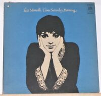 Liza Minnelli ‎- Come Saturday Morning - 1969 LP Record Album - Vinyl Excellent