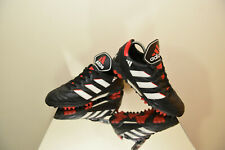 Adidas Traxion Vintage AG Astro Turf Football Hockey Boots UK 8 Team mundial