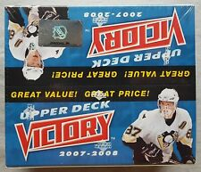 Upper Deck Victory Box Hockey NHL Ice Hockey 2007-08