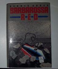 "Dennis Jones ""Barbarossa Red"" rilegato copertina rigida"
