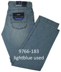 PIONEER Jeans RANDO MegaFLEX 1674 9766-183 lightblue used Buffies leicht Stretch