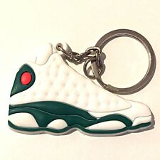 AIR JORDAN XIII 13 RETRO RAY ALLEN PE BOSTON GREEN SNEAKERS SHOES KEY CHAIN RING