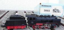 Märklin 3003 - FM 809 Dampflok BR 24 058 der DB Epoche 3 gut erhalten in OVP