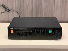 Yamaha C6 Classic Pre-Amplifier - With 2 Phono Inputs & MC Option