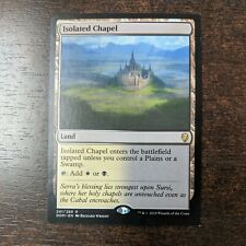 MISCUT ISOLATED CHAPEL - DOMINARIA DMG SQUARE CORNERS MTG