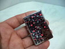 "ZIPPO LIGHTER ""PLAYBOY CROWN-STAMPED""  NEW NUOVO"