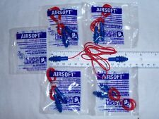 5 sets AIRSOFT EarPlugs for target shooting gun rifle pistol SHOTGUN Trap&Skeet