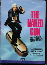 The Naked Gun From the Files of Police Squad Leslie Nielsen DVD New