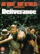 DELIVERANCE 1972 JON VOIGHT BURT REYNOLDS J BOORMAN WARNER UK REGION 2 DVD L NEW