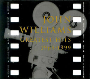 MINT Original US CD John Williams Greatest Hits 1969-1999 Star Wars Superman 2CD