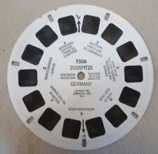 Vintage Viewmaster - Sawyers Single Reel 1506 Zugspitze Germany - USA C1955