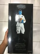 Sideshow 1/6 Grand Admiral Thrawn Commander Of The Imperial Fleet