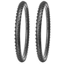 2x KUJO Mountainbike Reifen Fahrradreifen 24 Zoll  24x1.95 Neu