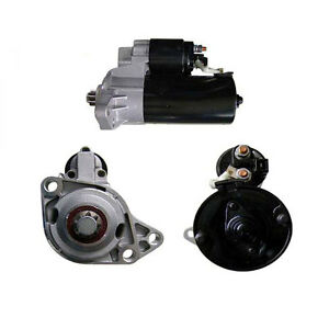 Fits VOLKSWAGEN Vento 1.9 TD Starter Motor 1994-1998 - 18420UK