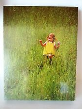 Another View 500 Piece Jigsaw Puzzle - Little Girl On The Prairie
