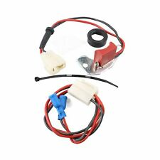 Electronic Ignition Point Conversion for Ford Crossflow Motorcraft Distributor