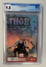 Thor: God of Thunder #2 CGC 9.8 1st GORR The God Butcher appearance - New Case