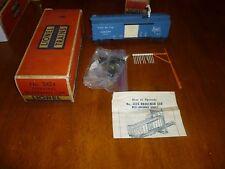 Lionel Postwar # 3424 Wabash Operating Brakeman Car in Original Box