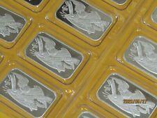 1 OZ  Eagle  SilverTowne Silver 999 bar