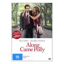 Along Came Polly DVD Brand New Region 4 Aust. -  Ben Stiller, Jennifer Aniston