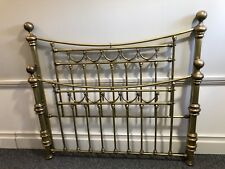 And So To Bed Papillion Brass Surround Frame For 5'6 King Size Euro King