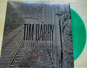 Tim Barry - Rivanna Junction / grünes Vinyl (Avail, Hot Water Music,Chuck Ragan)