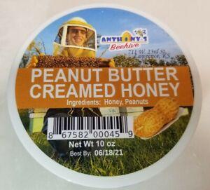 All Natural Raw Peanut Butter Creamed Honey Spun Honey