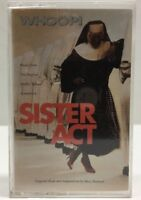 Sister Act Original Soundtrack Music Cassette Tape HR-61334-4