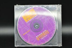 Eagle Eye Mysteries The Original CD-ROM for MACINTOSH Sealed Disc