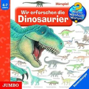 Wir erforschen die Dinosaurier | Wieso? Weshalb? Warum? 55 | Angela Weinhold
