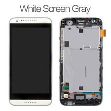 For HTC Desire 620 LCD Display Touch Screen Digitizer+Frame Assembly Black