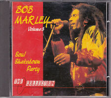 CD 11T BOB MARLEY SOUL SHAKEDOWN PARTY THE COLLECTION BEST OF 1991 VOL. 3